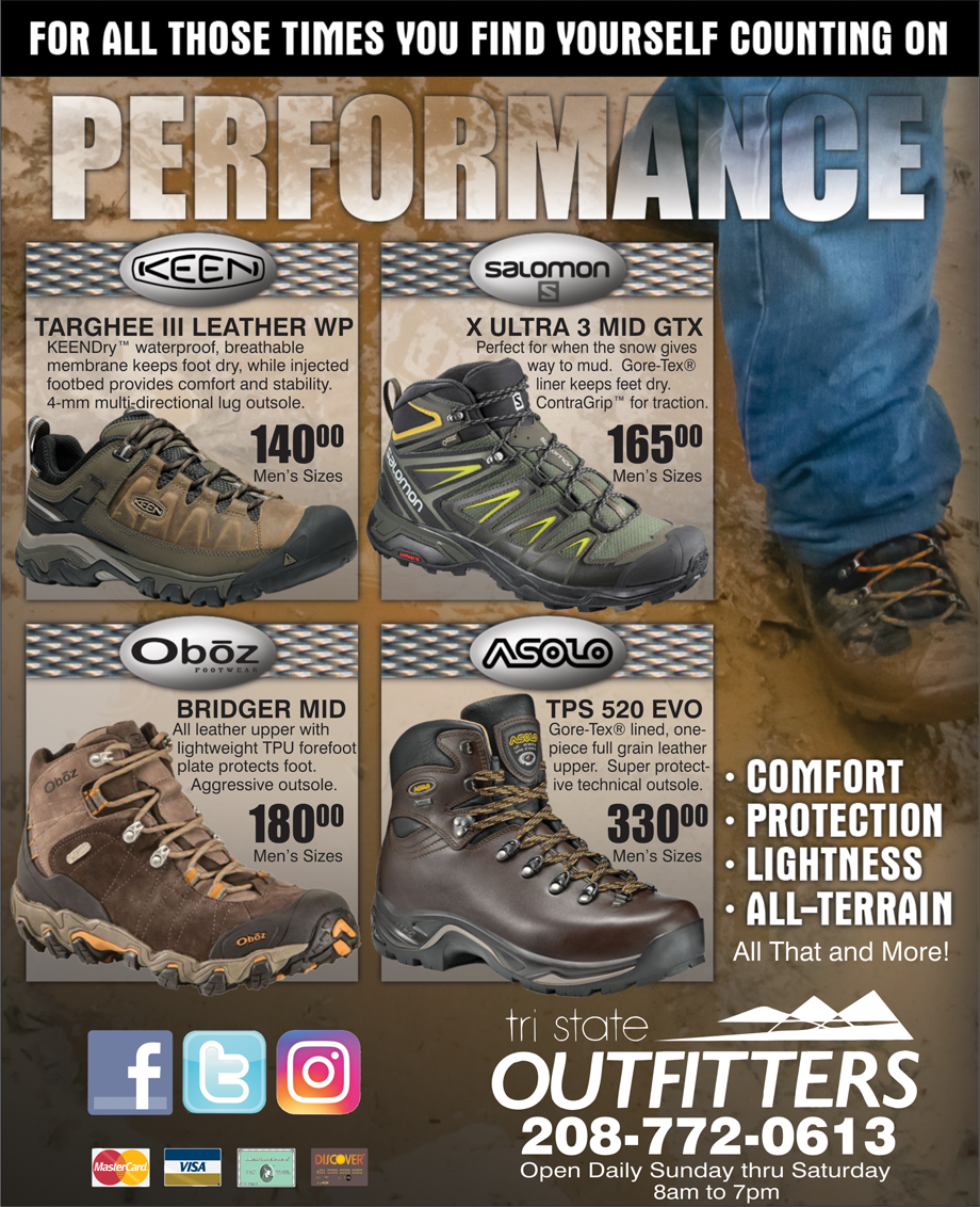 CDA – Superior Outdoor Footwear