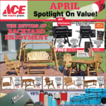Moscow – ACE April Spotlight on Value Newsprint Advertisement