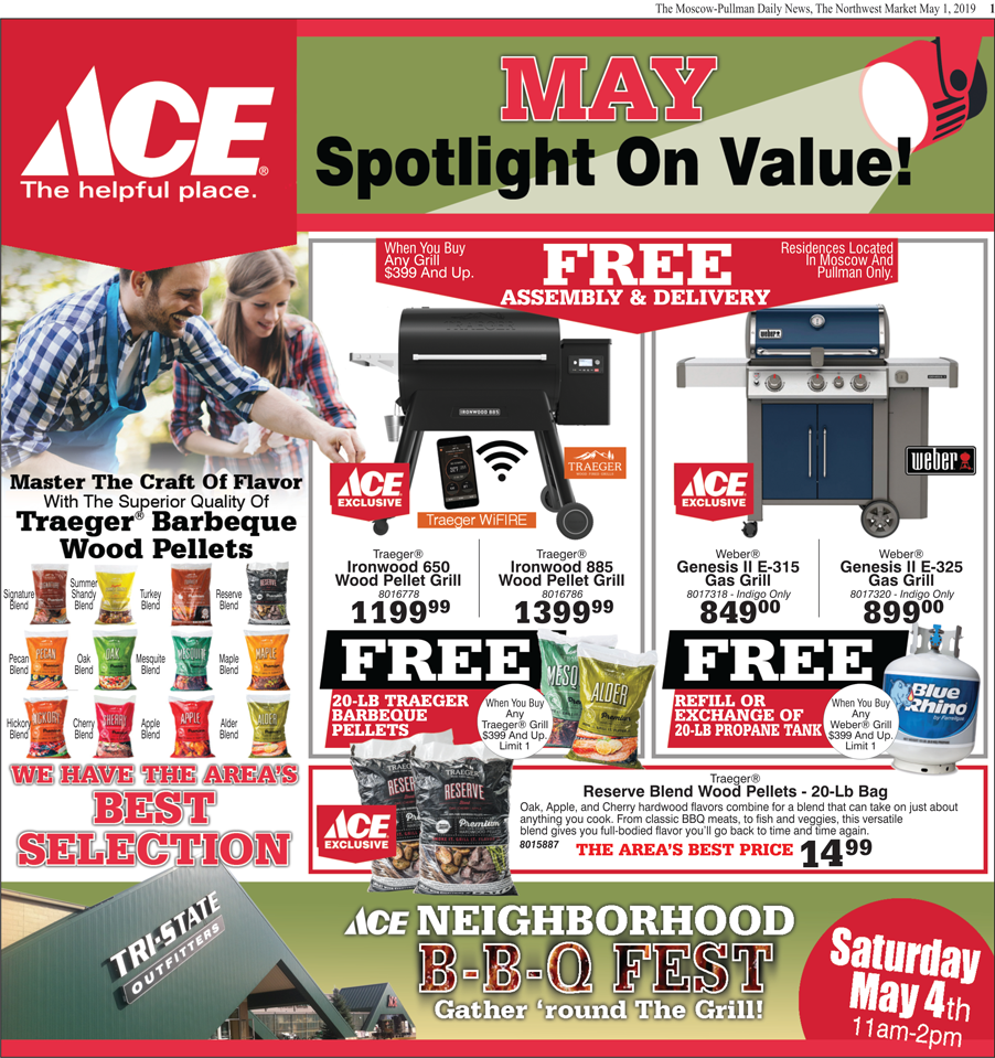 Moscow – ACE June Spotlight On Value!