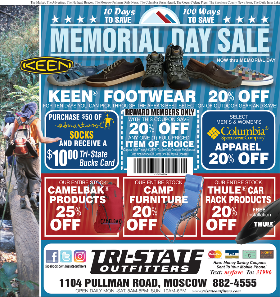Moscow – 10-Day Memorial Day Sale