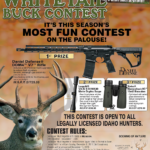 Moscow – Big Buck Contest 2019 Newsprint Advertisement