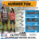CDA – Get Ready For Summer Fun! Newsprint Advertisement