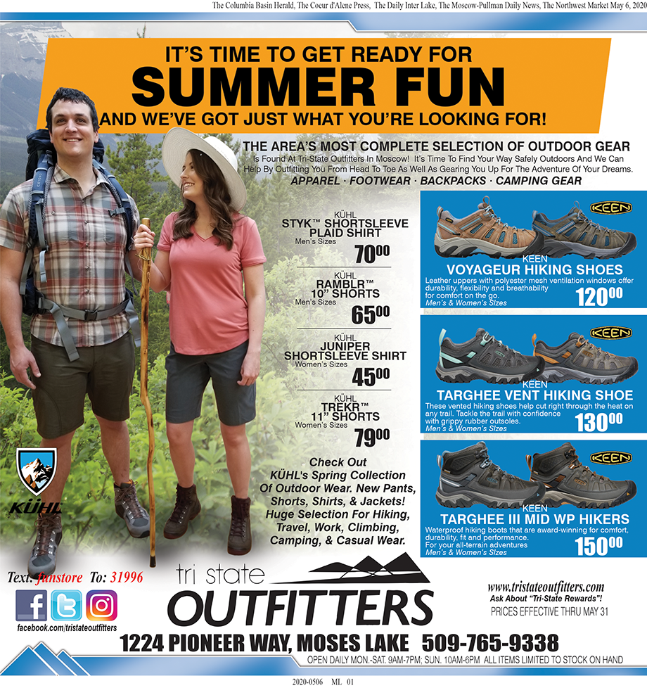Moses Lake – Get Ready For Summer Fun!