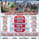 CDA – memorial Weekend Sale Newsprint Advertisement