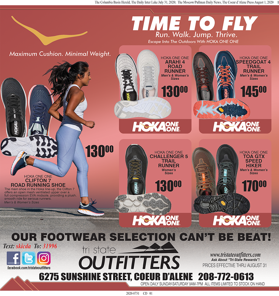 CDA – Time To Fly! Footwear for Men and Women