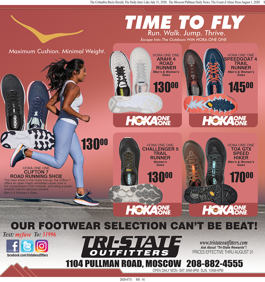Moscow – Time To Fly! Footwear for Men and Women